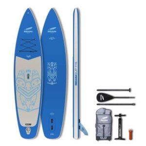 Set Übersicht des Indiana Family Pack Touring Board