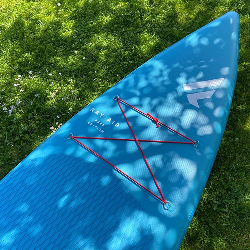 Spitze des Fanatic Ray Air PURE Edition